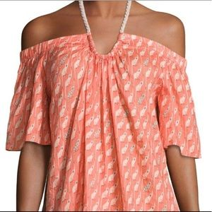 Bailey 44 Off The Shoulder Patterned Top - NWT